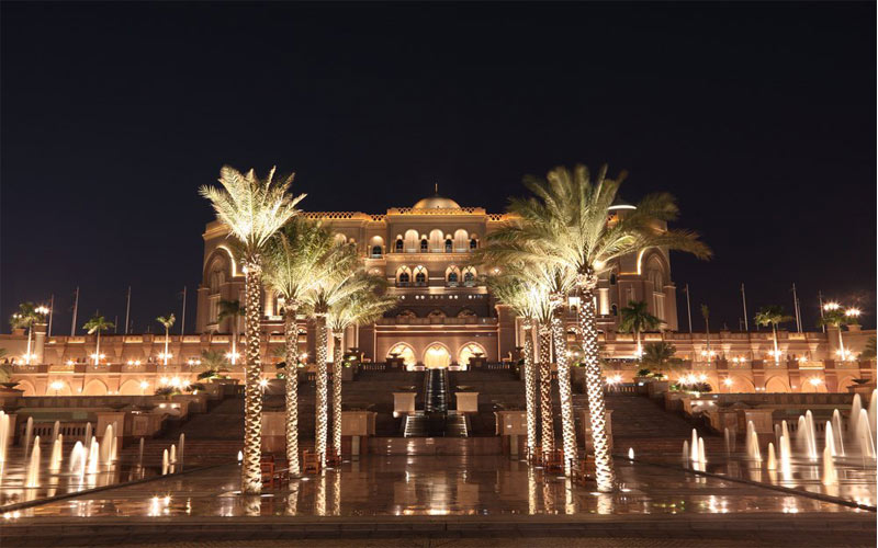 هتل Emirates Palace – ابوظبی